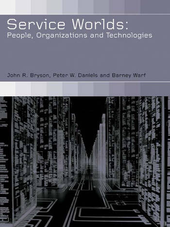 Service Worlds People, Organisations, Technologies book cover