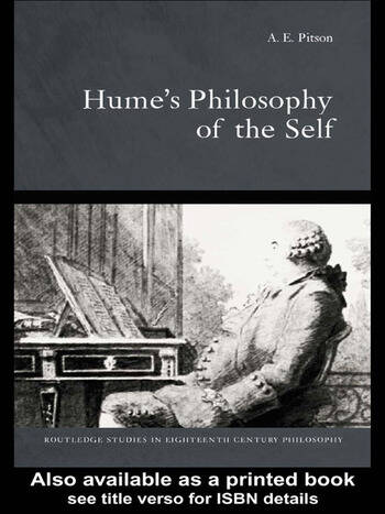 Hume's Philosophy Of The Self book cover