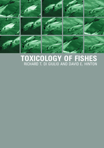 The Toxicology of Fishes book cover