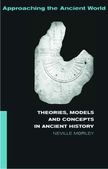 Theories, Models and Concepts in Ancient History book cover
