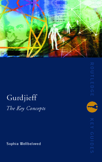 Gurdjieff: The Key Concepts book cover