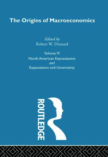 Origins of Macroeconomics Volume Four book cover
