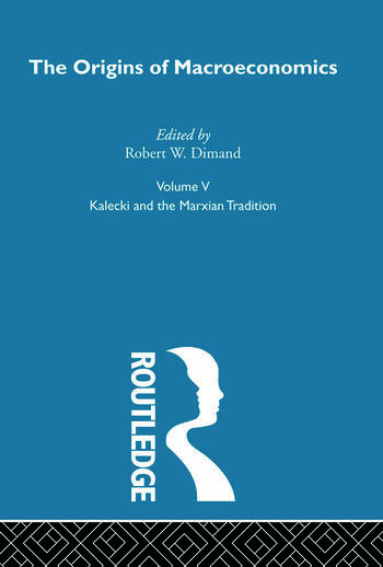 Origins of Macroeconomics Volume Five book cover