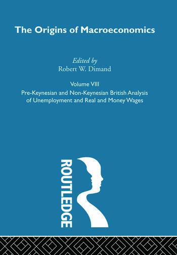 Origins of Macroeconomics Volume Eight book cover