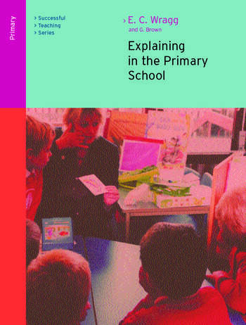 Explaining in the Primary School book cover