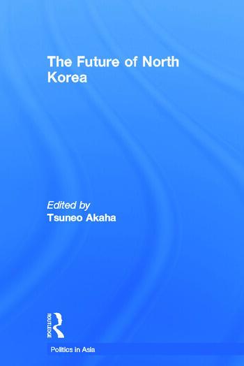 The Future of North Korea book cover