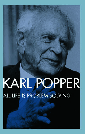 All Life is Problem Solving book cover
