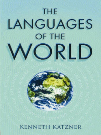 The Languages of the World book cover