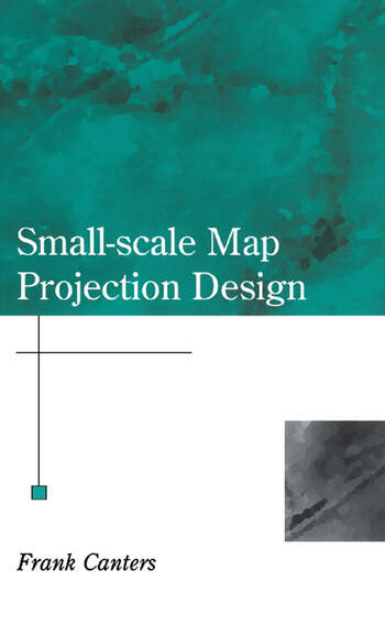 Small-Scale Map Projection Design book cover