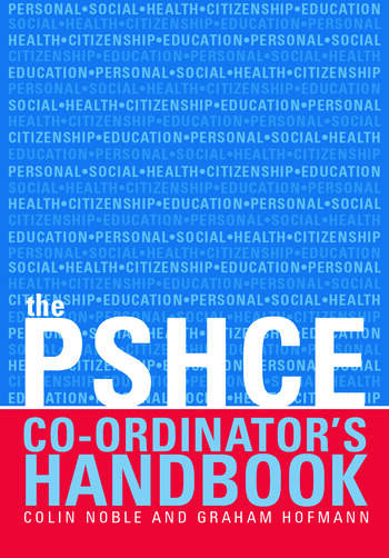 The Secondary PSHE Co-ordinator's Handbook book cover
