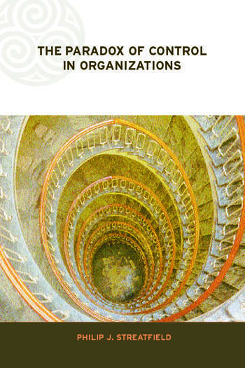 The Paradox of Control in Organizations book cover