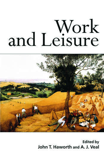 Work and Leisure book cover