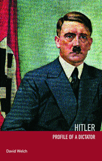 Hitler Profile of a Dictator book cover