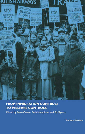 From Immigration Controls to Welfare Controls book cover