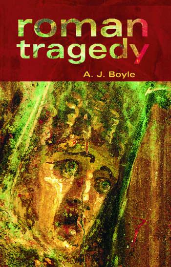 Roman Tragedy book cover