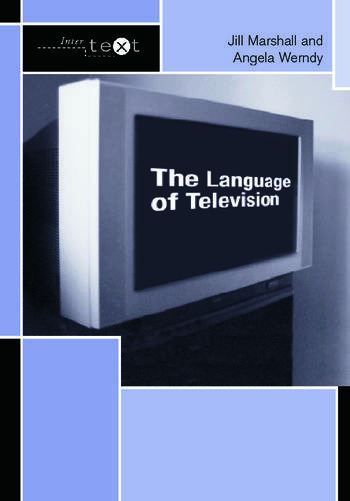 The Language of Television book cover