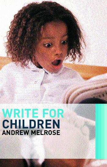 Write for Children book cover