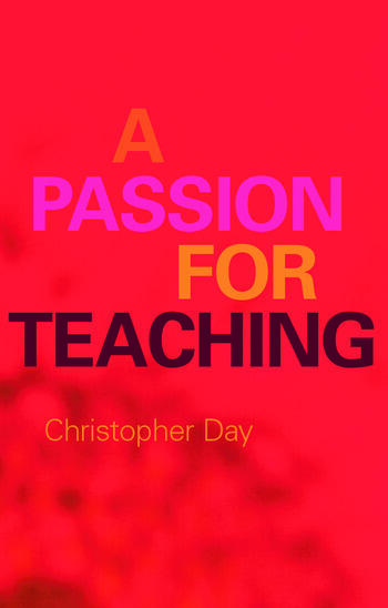 A Passion for Teaching book cover