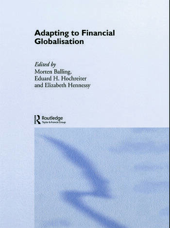 Adapting to Financial Globalisation book cover