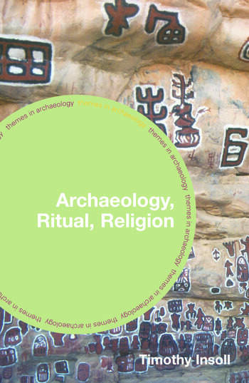 Archaeology, Ritual, Religion book cover