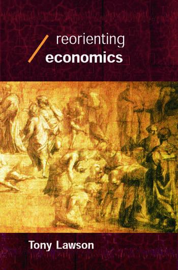 Reorienting Economics book cover