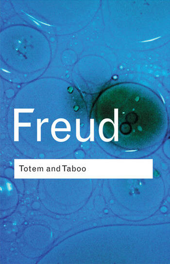Totem and Taboo book cover