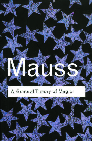 A General Theory of Magic book cover
