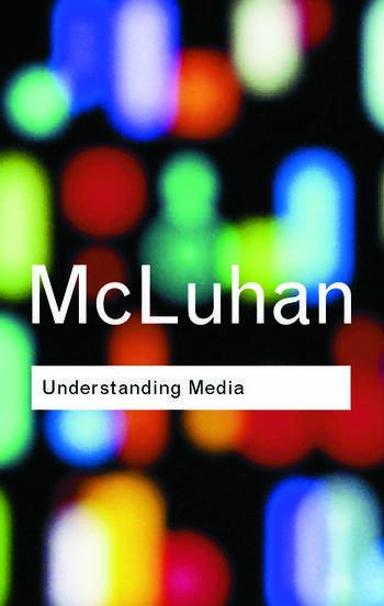 Understanding Media book cover