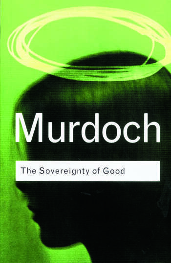 The Sovereignty of Good book cover