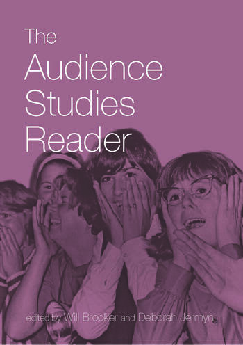 The Audience Studies Reader book cover