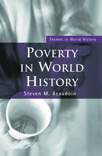 Poverty in World History book cover