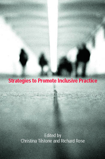 Strategies to Promote Inclusive Practice book cover
