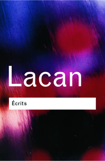 Écrits: A Selection book cover