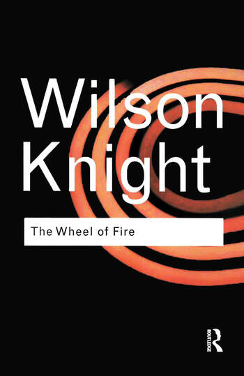 The Wheel of Fire book cover