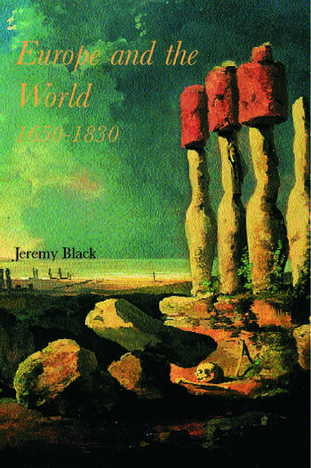Europe and the World, 1650-1830 book cover