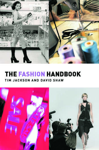 The Fashion Handbook book cover