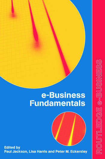 e-Business Fundamentals book cover
