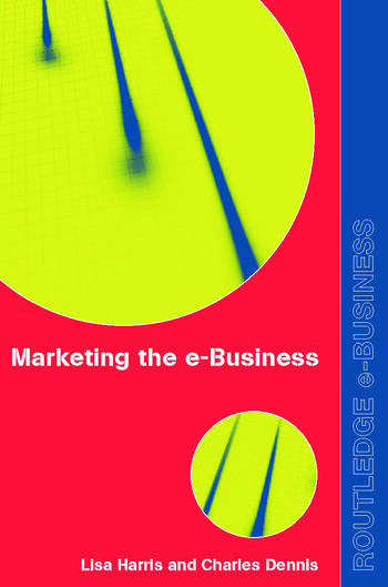 Marketing the e-Business book cover