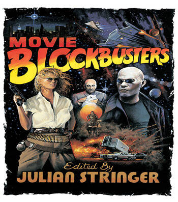 Movie Blockbusters book cover
