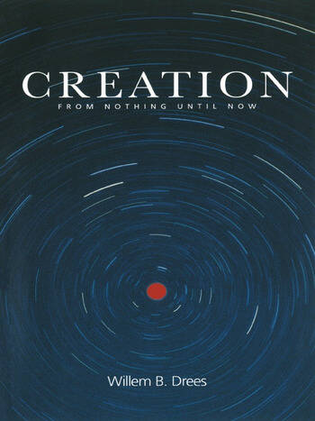 Creation From Nothing Until Now book cover