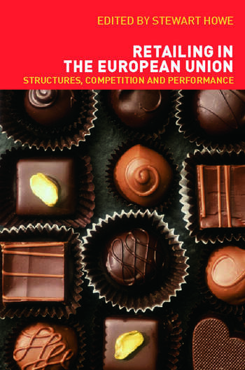 Retailing in the European Union book cover