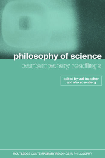 Philosophy of Science: Contemporary Readings book cover