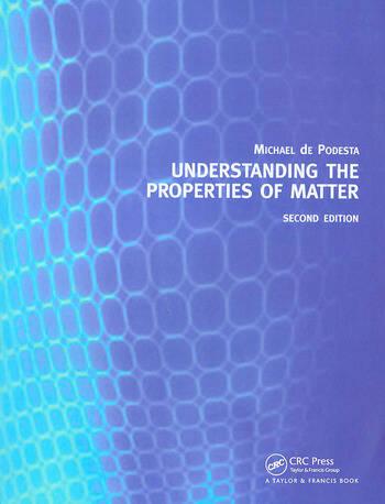 Understanding the Properties of Matter book cover