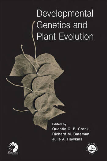 Developmental Genetics and Plant Evolution book cover
