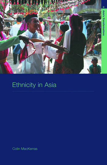 Ethnicity in Asia book cover