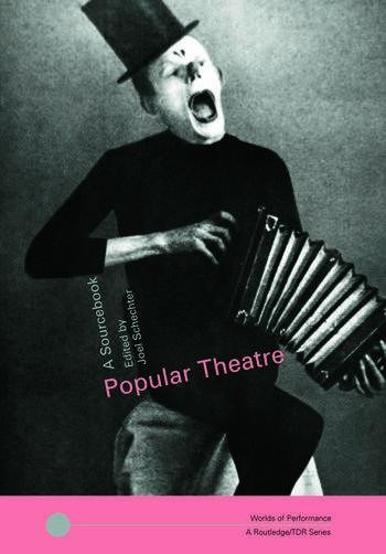 Popular Theatre A Sourcebook book cover