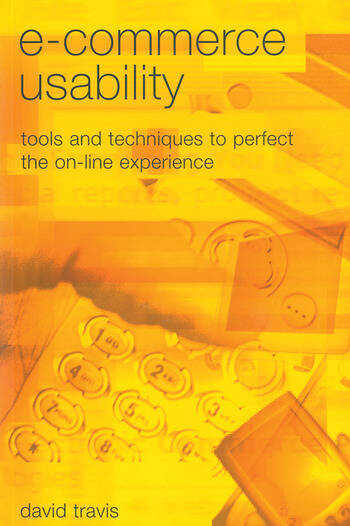 E-Commerce Usability Tools and Techniques to Perfect the On-Line Experience book cover