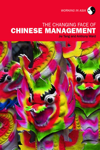 The Changing Face of Chinese Management book cover