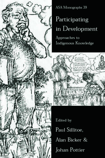 Participating in Development Approaches to Indigenous Knowledge book cover