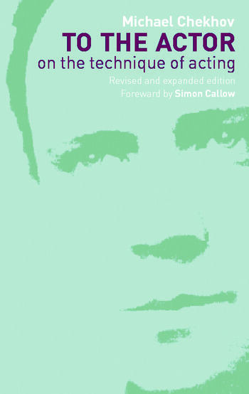 To the Actor book cover